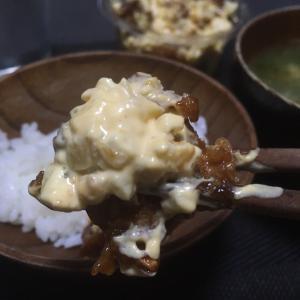 先月より電気代が1000円上がったおっさんの独り晩飯 セブンの惣菜など