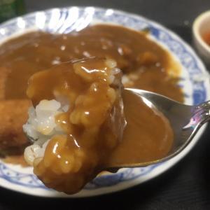 おっさんの独り晩飯 ハチ食品のレトルトカレーは庶民の味方!