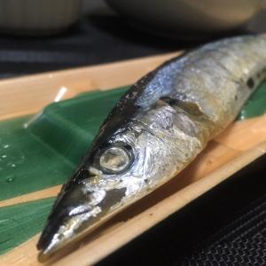 おっさんの独り晩飯 魚尽くし さんまにカツオ