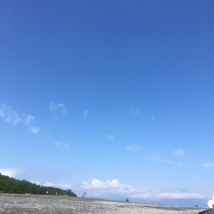 ブラブラウォーキング 自宅〜三保の松原往復 19km