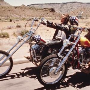 映画「イージーライダー」~病めるアメリカ、1200ccに賭けた自由