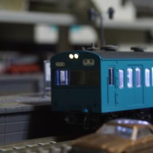 【交検】京阪神慣行線 103系 ~シート追加~