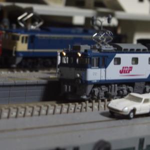 【交検】EF64-1036+1024+タキ1000「信越線の貨物」