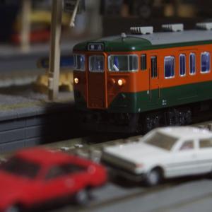 【入線整備】東海道線113系(東京口)~静岡まで乗り入れていた国鉄時代~