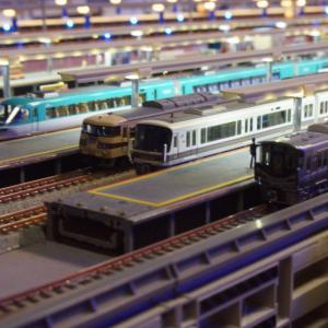 【運転会】001.ぴょん太鉄道「大阪駅を通る車両」~2020.07.05~