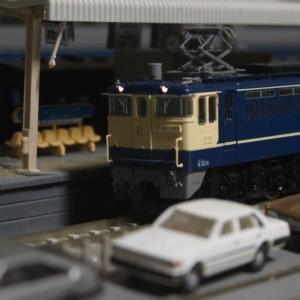 【模型紹介】010 EF65-1102 東京機関区 ~ついに本命の機関車の導入~