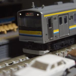 【模型紹介】013 鶴見線205系1100番台(T12編成) ~まさかのラウンドハウス製発売~