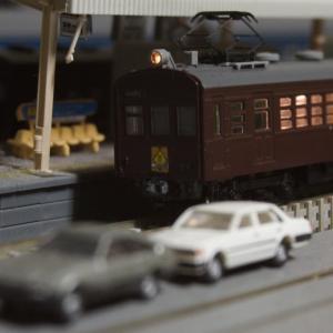 【模型紹介】016 青梅・南武線 72/73系  ~かすかに記憶が残る「チョコレート色電車」~