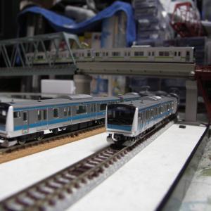 【模型紹介】021 京浜東北線 E231系1000番台  ~地元収集路線、拡大へ~