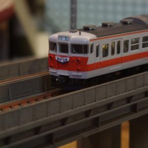 【入線整備】113系2000番台「関西線快速色」~運転会登場車両01(2020年7月)~