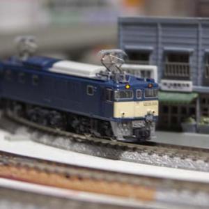 【模型紹介】026 EF64-1032(1027) ~最初のEF64-1000~