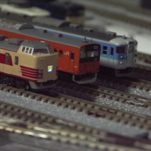 【模型紹介】035 183系「あずさ」 ~初の特急車両、中央線スパイラル突入へ~