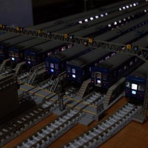 【入線整備】北斗星・東日本Bセット1「カニ・オロハネ24-500」~整備開始~