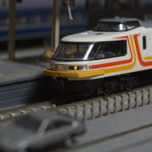 【模型紹介】036 165系「パノラマエクスプレス・アルプス」 ~国鉄のロマンスカー~