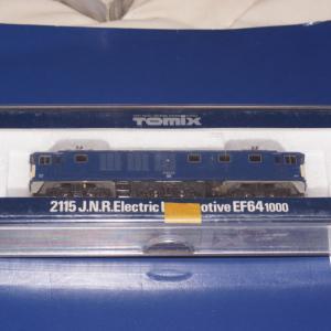 【模型紹介】037 EF64-1016「高崎第二機関区」 ~新形式に出来なかったロクヨン~