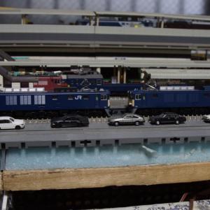 【入線整備】EF64-1050号機・前編~広島工場で更新した、原色機製作~