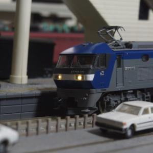 【模型紹介】046 EF210-101・岡山機関区~初のJR形機関車導入~