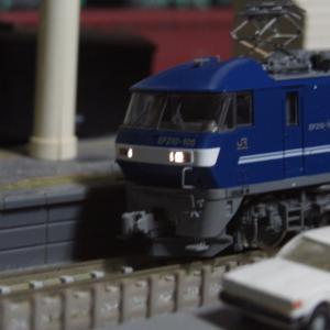 【入線整備】EF210-100「新塗装」~徐々に増えてきた、新塗装~