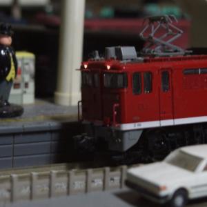 【模型紹介】047 EF65-1118・田端機関区~異色を放っていた機関車~