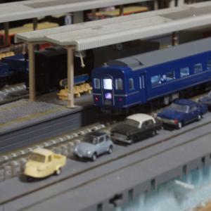 【模型紹介】051 14系「さよなら富士ぶさ」出場編~手直しヶ所が多かったED76-90号機~
