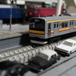 【模型紹介】095 南武線205系1200番台~譲渡後、整備していなかった車両~