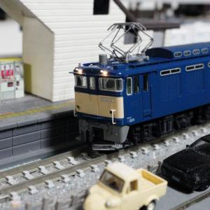 【入線整備】EF64 0番台2次形「おかわり」~間違った理由での増備~