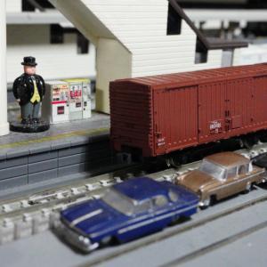 【模型紹介】096 ワム80000 ~子供の頃、普通に見かけた2軸貨車~