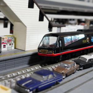 【模型紹介】098 伊豆急行・リゾート21「黒船」 ~南武線に臨時で乗り入れていた車両~