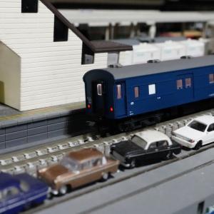【入線整備】10系客車「きたぐに」前編~ちょっと苦戦な仮整備~