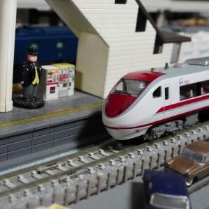 【模型紹介】101 北越急行681系2000番台~かつて160キロ運転していた私鉄特急~