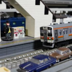 【模型紹介】102 東海道線211系0番台~ステンレスで登場した近郊型電車~