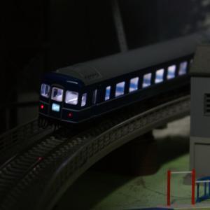 【模型紹介】99A 14系寝台特急「紀伊」~ひっそりと消えたブルートレイン~
