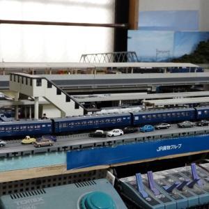 【入線整備】10系客車「きたぐに」オロネ10・スロ54編~内装を追加しました~