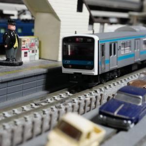 【模型紹介】104 京浜東北・根岸線 209系0番台~最後の国電!?~