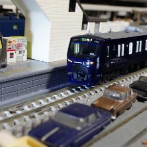 【入線整備】相模鉄道12000系~貨物線を疾走する、特急新宿号~