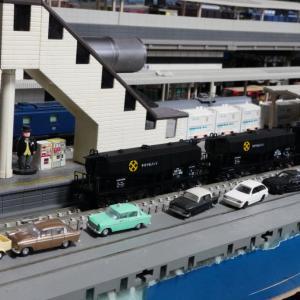 【入線整備】「チチブセメント」ホキ5700~かつて八高線を走っていた貨物列車~