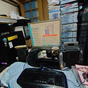 【PC】10年越えのディプレイの交換