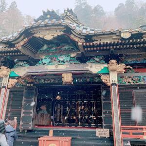 妙義神社⛩  国指定重要文化財、3つの社殿が一体化した権現造✩.*˚✩.*˚