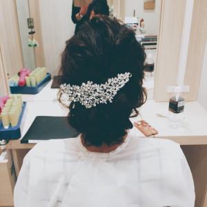 【ホテル雅叙園東京のプレ花嫁】ヘアリハーサルは1.5万円かけてもやるべき理由