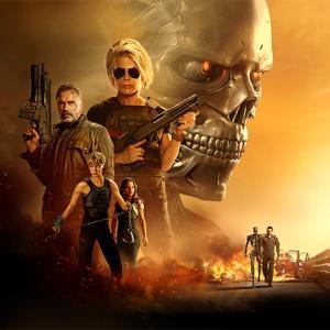 映画『ターミネーター ニュー・フェイト』(原題:Terminator: Dark Fate)を観た。