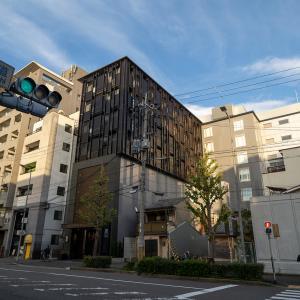リーガグラン京都に泊まってみた。