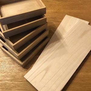 DIY 百均の材料だけでミニチェストを作った