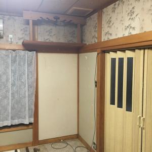 和室から洋室へ西海岸風にリノベーション Part1
