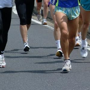 マラソン選手はガリガリ?体脂肪率や寿命は?