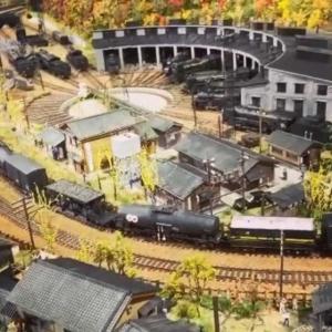 鉄道電車模型の走行シーンPART③