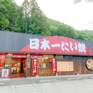 マツコの知らない世界で紹介された日本一たい焼き❗️