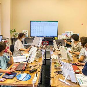 パソコン教室ラビットの楽しいグループレッスン