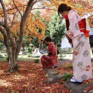 着物が似合う小京都の龍野城下町👘