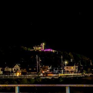 今夜もこの街のシンボルは灯る💡🌃