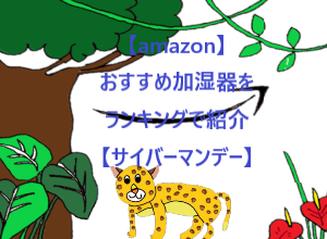 【amazon】おすすめ加湿器をランキングで紹介【サイバーマンデー】